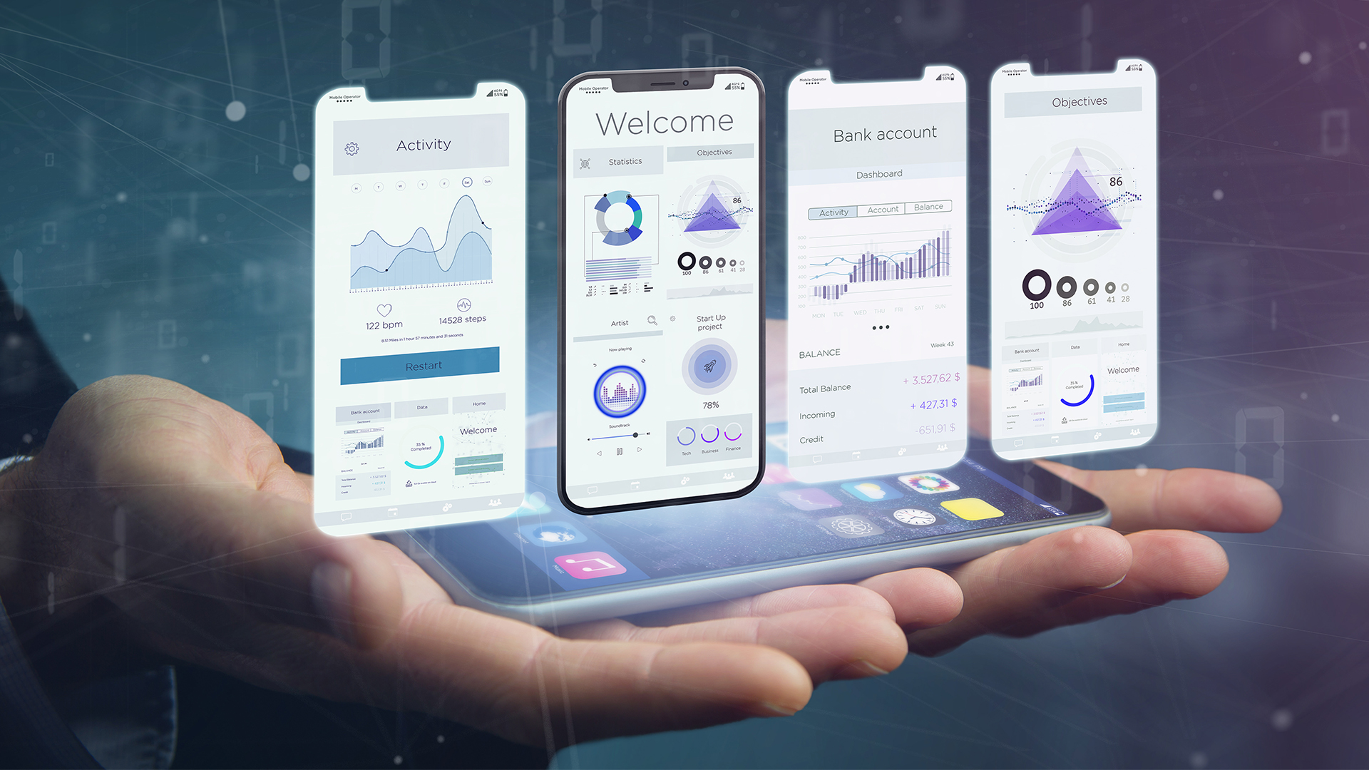 Mobile Application Trends in 2018.